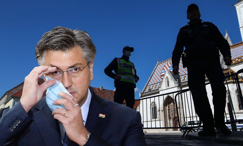 Plenković: 'Vidio sam snimku napada, to nije bilo slučajno'