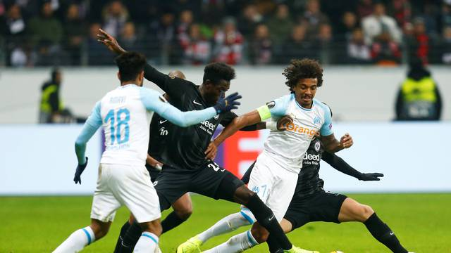 Europa League - Group Stage - Group H - Eintracht Frankfurt v Olympique de Marseille