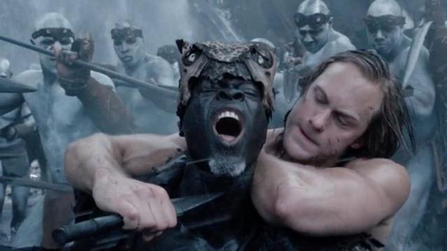 'Legenda o Tarzanu': Gospodar džungle je čovjek, ali i zvijer