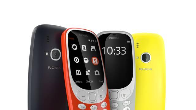 Objavili i cijenu: Nokia 3310 u Hrvatsku stiže početkom lipnja
