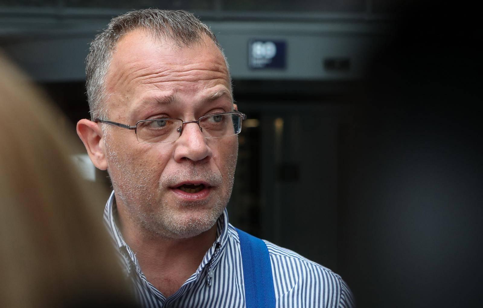 Zagreb: Zlatko Hasanbegoviæ dao je izjavu nakon Izbornog sabora Neovisni za Hrvatsku