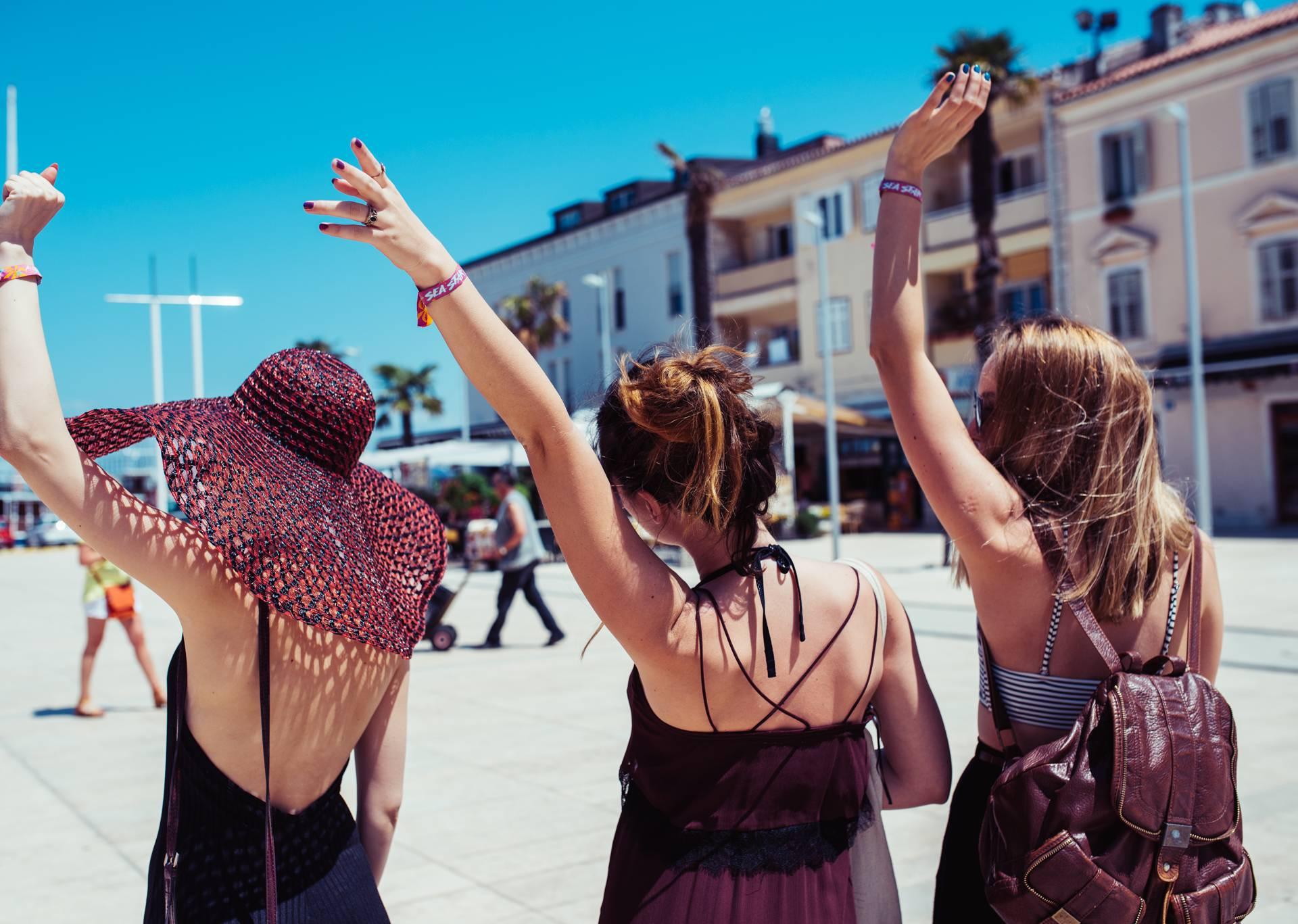 Exit i Sea Star ostvarili  15 milijuna kuna za hrvatski turizam