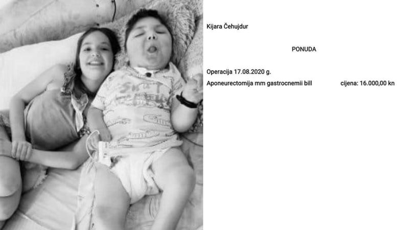 Očajna majka moli pomoć za operaciju djevojčice: 'Srce me boli jer nisam to ranije vidjela'
