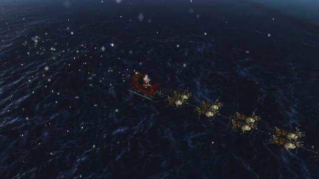 Ho-ho-ho! Djed Mraz baš juri prema Hrvatskoj i nosi darove