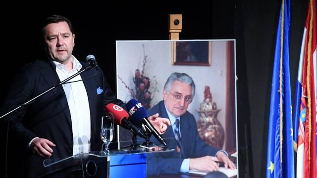Zagreb: Svečano obiljezavanje 30. obljetnice osnutka HDZ-a Trešnjevka