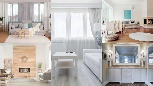 Savjeti kako unijeti svjetlost u dom: Zrcala, metalik detalji...