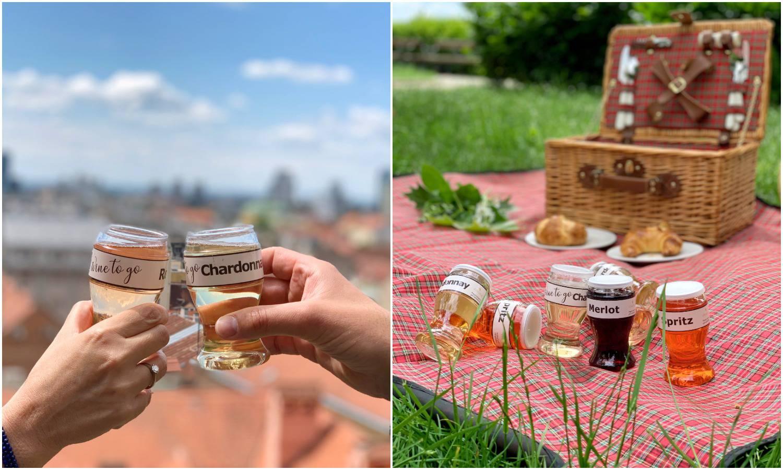 Slavlje na otvorenom začinit će vino za van u četiri varijante