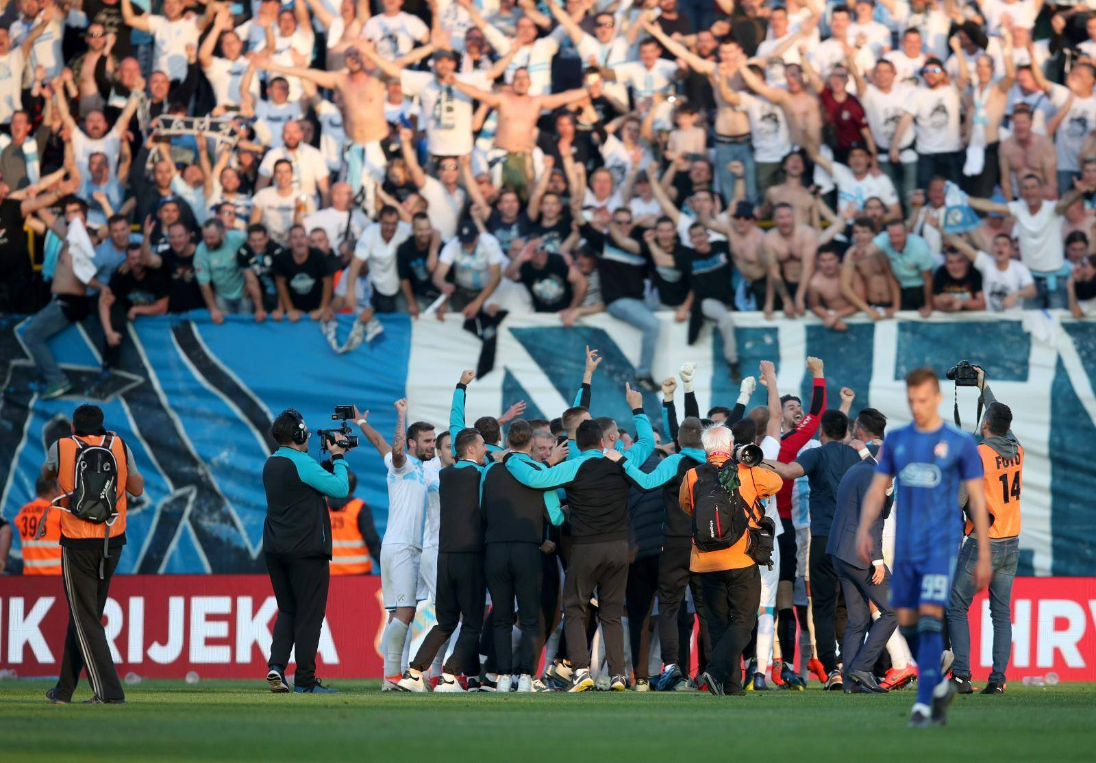 Pula: Dinamo i Rijeka u finalu hrvatskog nogometnog kupa