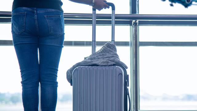Budućnost letenja: Zdravstvene provjere, maske i duga čekanja