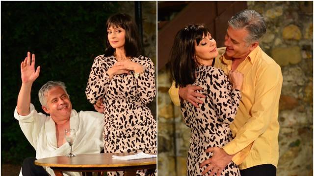 Sanja Marin: 'S bivšim mužem odlično funkcioniram na sceni'