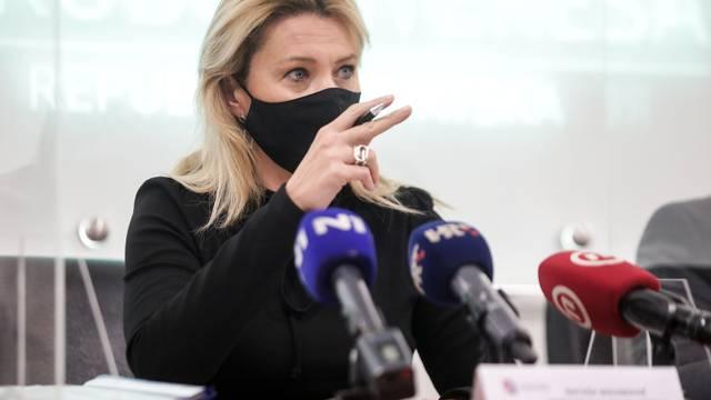 Šefica povjerenstva za sukob interesa sumnja da ima koronu