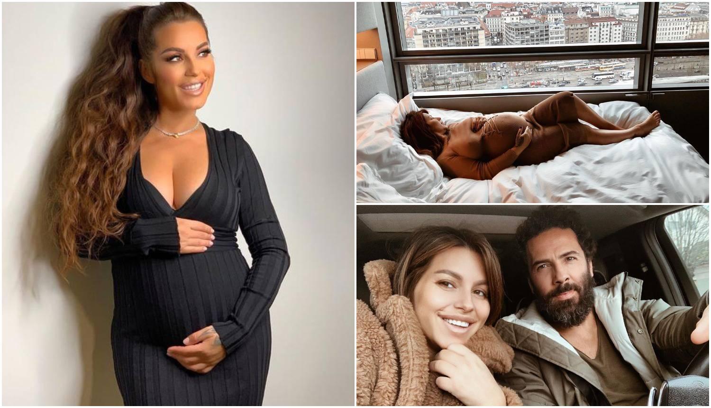 Seka Aleksić pozirala trudna u hotelu: 'Mogu li doći u goste?'