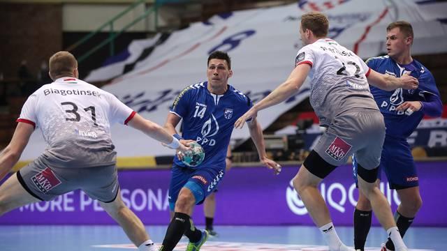 PPD Zagreb protiv Telekom Veszprema u 13. kolu Lige prvaka