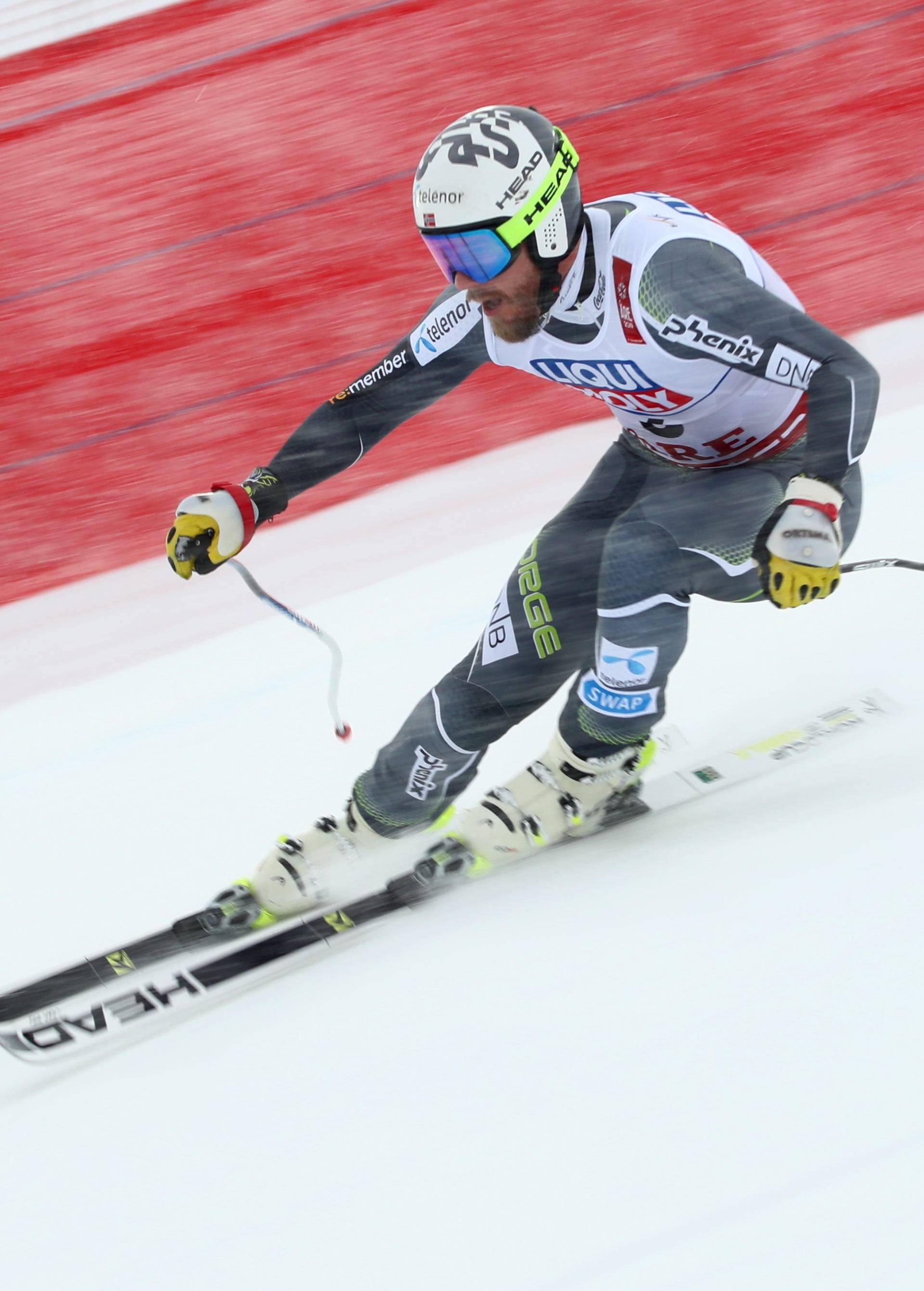Alpine Skiing - FIS Alpine World Ski Championships - Men's Downhill