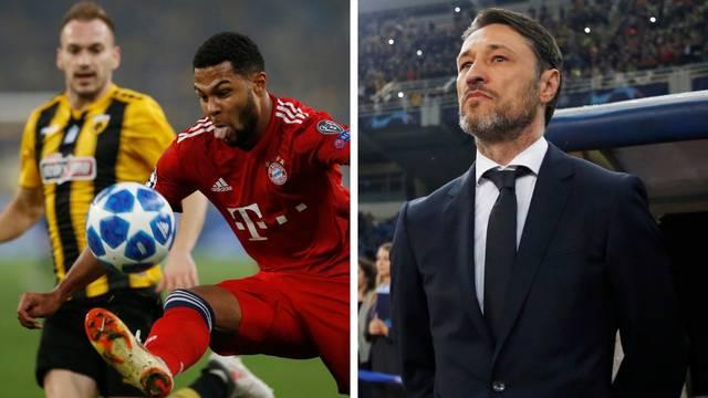 Bild kritizira Kovačev Bayern: 'Njihova igra i dalje je s*anje'