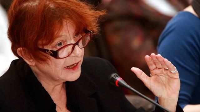 Umrla novinarka i aktivistica za ženska prava Vesna Kesić (72)