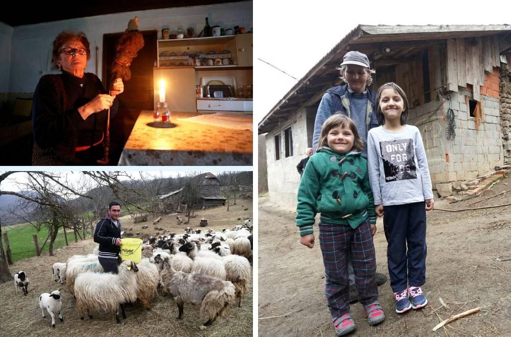 Uskrs u Hrvatskoj: 'Struja je luksuz kakvog mi nemamo...'