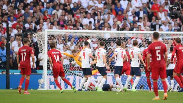 Euro 2020 - Semi Final - England v Denmark