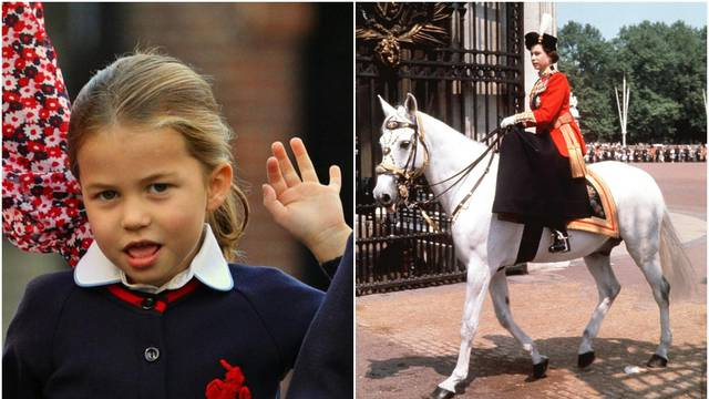 Naslijedila strast od prabake: Charlotte za Božić želi ponija...