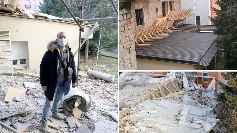 Rušili zgradu DTR-a pa zatrpali prostore susjeda: 'Pravi su problemi krenuli nakon potresa'