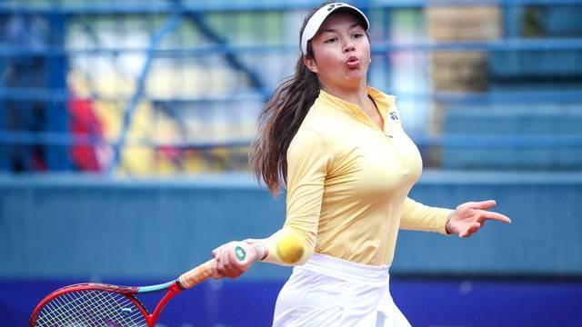 12. Zagreb Ladies Open, Petra Marčinko - Kurumi Nara