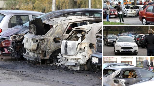 Zapaljeni auto vozile su kćeri poduzetnika: 'Šokirane smo...'