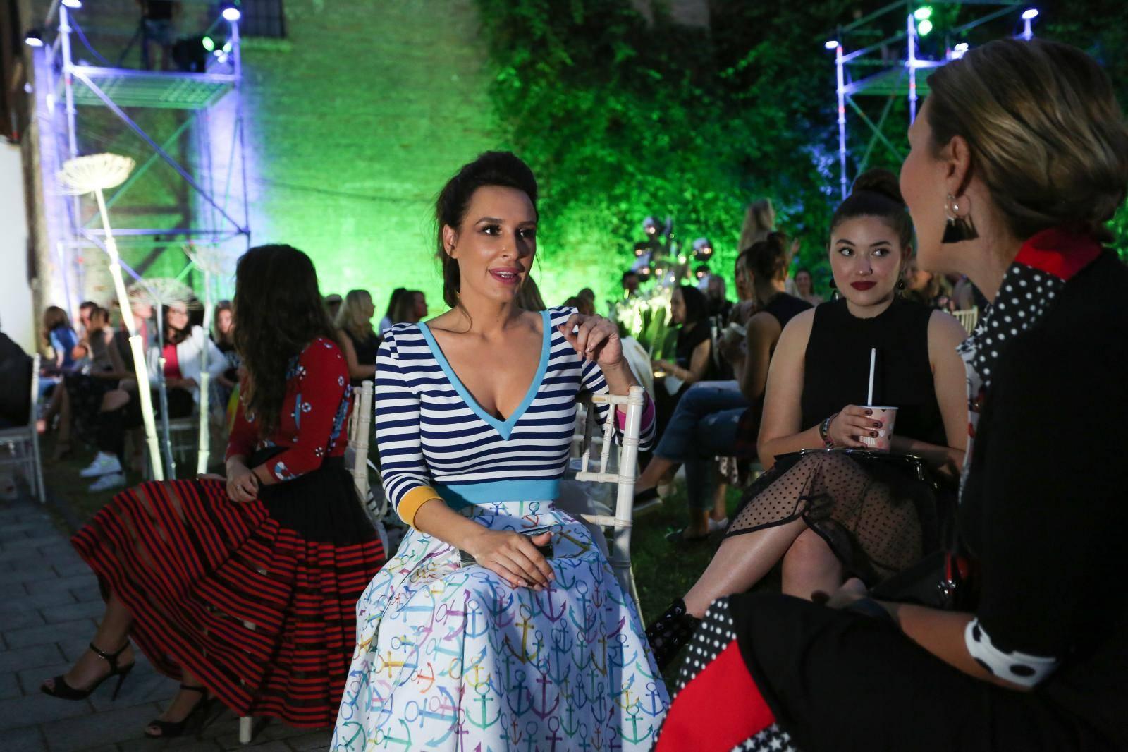 Zagreb: Poznati na drugoj večeri 30. BIPA Fashion.hr