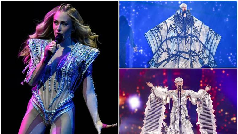 Albina o nominaciji za najgori styling Eurosonga: 'Mnogima se sviđa, a moj tim ljudi ostaje isti'