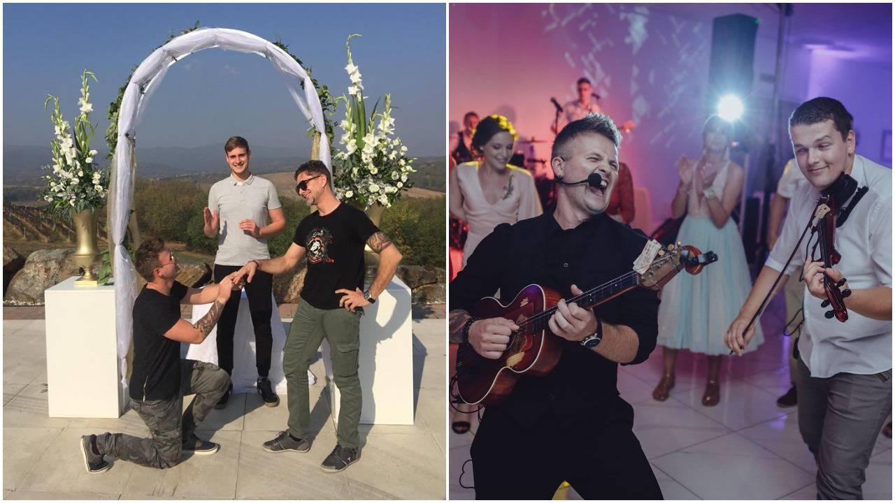 Bivša grupa 'Bosutski bećari' svira gay svadbe s popustima