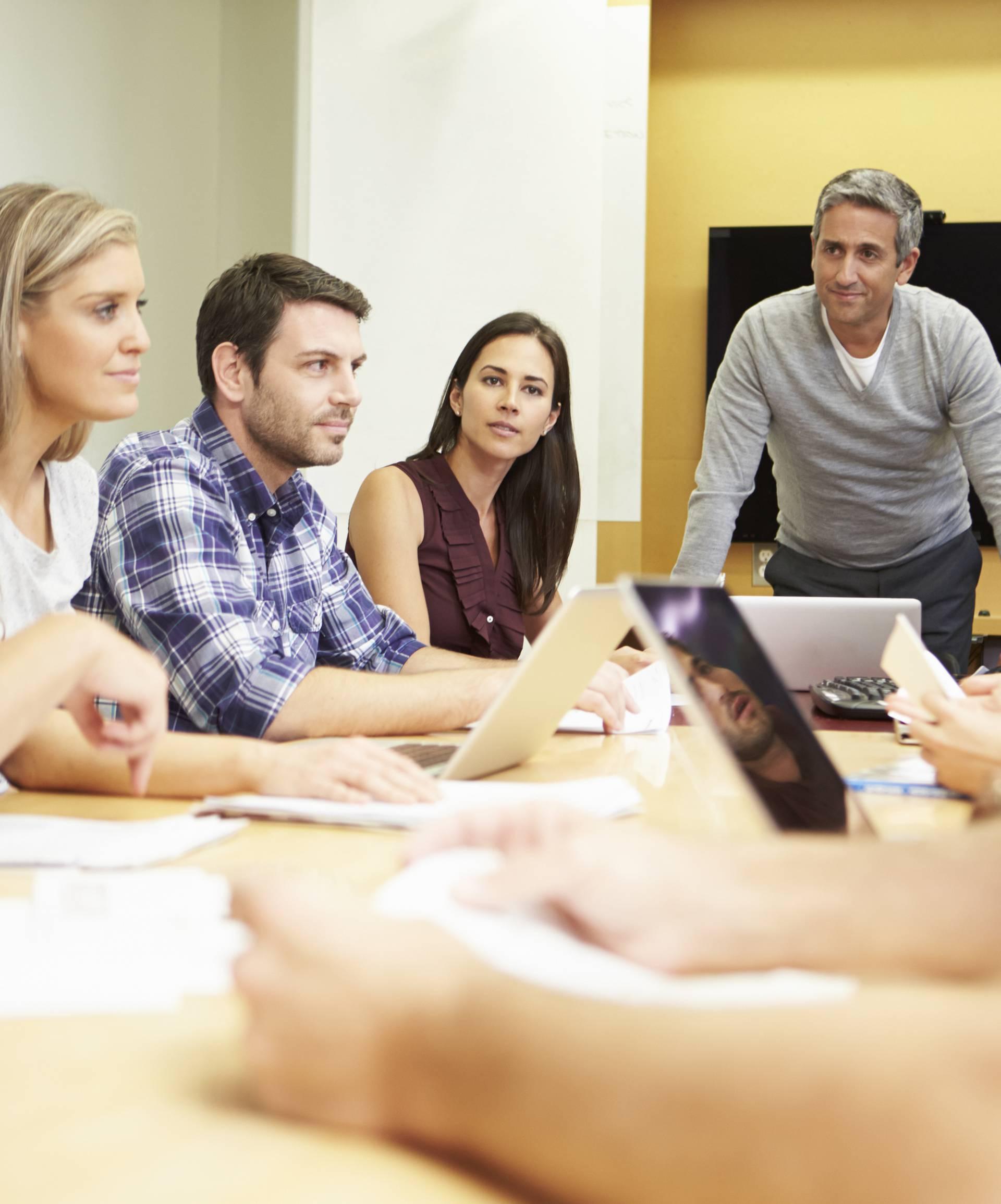 Ustajali zrak u uredima može utjecati i na produktivnost ljudi