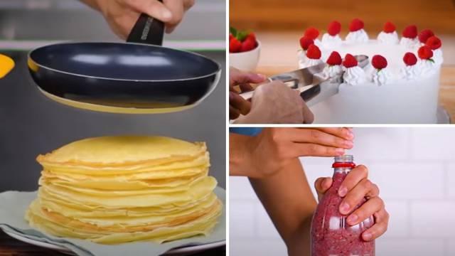 Odlični trikovi koji zamjenjuju brojna kuhinjska pomagala