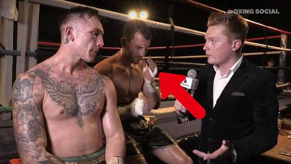 Zadnji trenuci mladog boksača: Pobijedio, pozlilo mu pa umro...