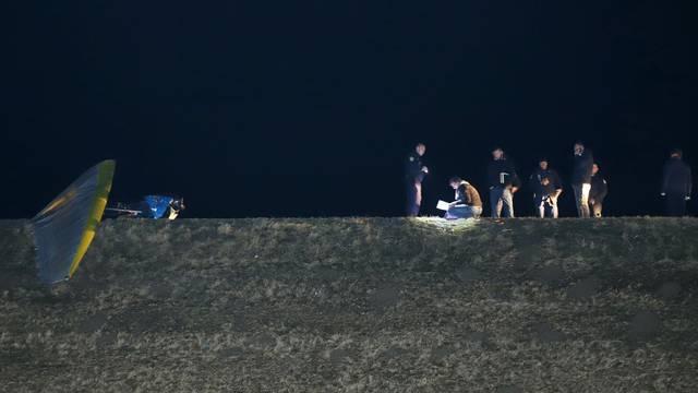 Motorni zmaj srušio se u jezero HE Čakovec: Dvoje je poginulo