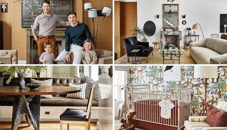 Poznati dizajneri Nate Berkus i Jeremiah Brent preuredili staru kuću u modernu obiteljsku oazu