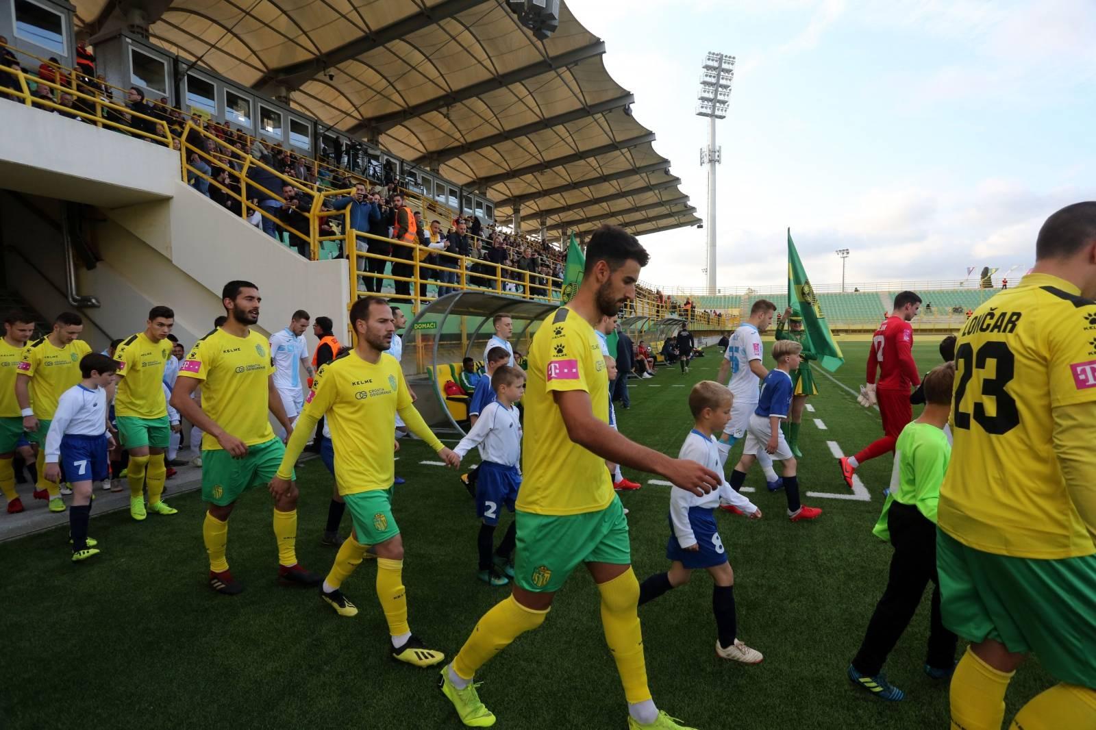 HNK Rijeka i NK Slaven Belupo sastali se u 27. kolu HT Prve lige