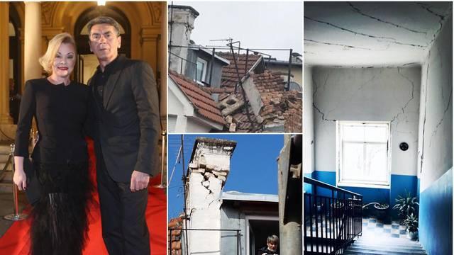 Anji Šovagović stradala zgrada u potresu: Zamjenski stan nam ne daju, selimo uskoro u mamin