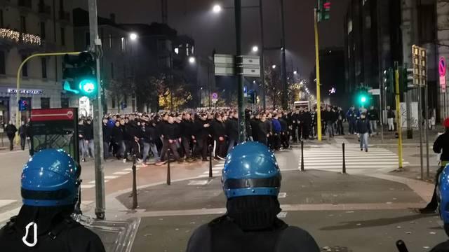 Uhitili Bad Blue Boyse u BiH, htjeli napasti navijače Širokog?