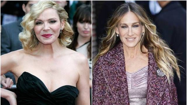Glumice Kim Cattrall i Jessica Parker 'kolju' se već godinama