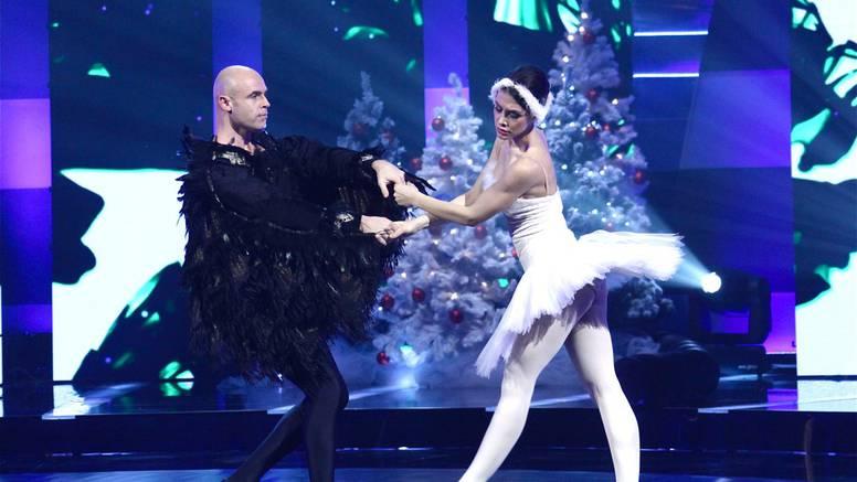 Jelena Glišić i Davor Bilman oduševili klasičnim baletom