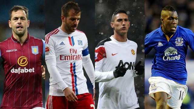 Slobodan pad: Od Real Madrida i Barce do 2. belgijske i UAE-a