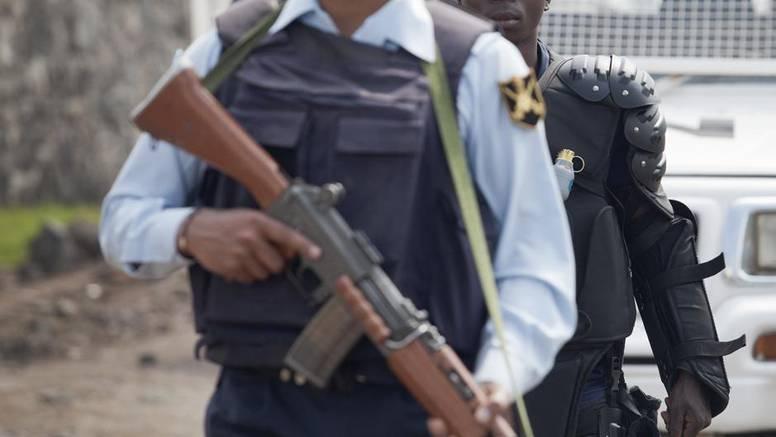 Policajac u Kongu ubio studenta jer nije nosio zaštitnu masku