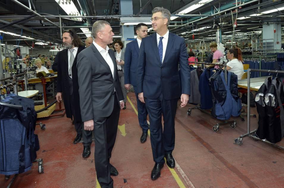 'Želimo Varteksove proizvode vratiti na hrvatsko tržište'