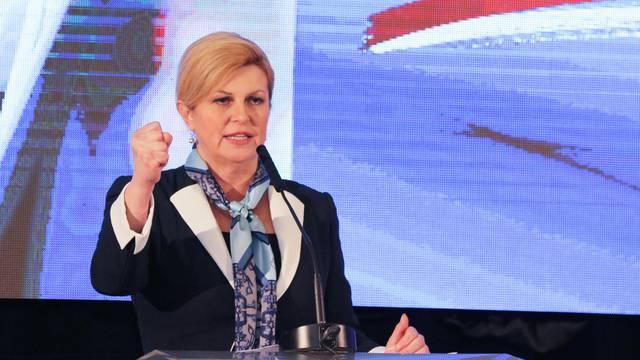 HDZ-ovi ministri su uvjereni: Kolinda će ostati predsjednica