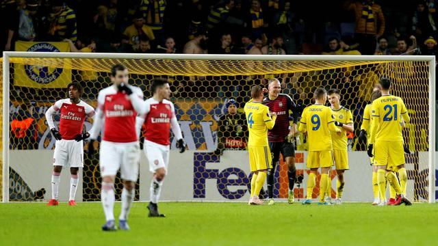 Europa League - Round of 32 First Leg - BATE Borisov v Arsenal