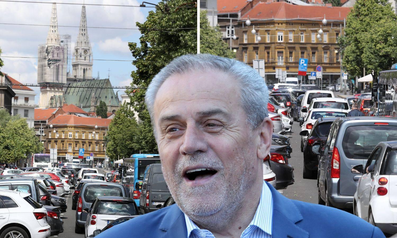 Zagreb blokiran zbog dimnjaka. A tko je kriv? Pa ovaj lakrdijaš!