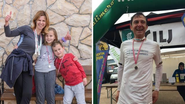 Trčao za bolesnog sina i po 4. put pobijedio u utrci Škraping
