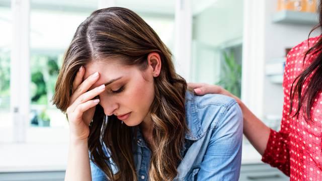 Gutanje emocija oduzima puno energije pa tijelu fali 'goriva'