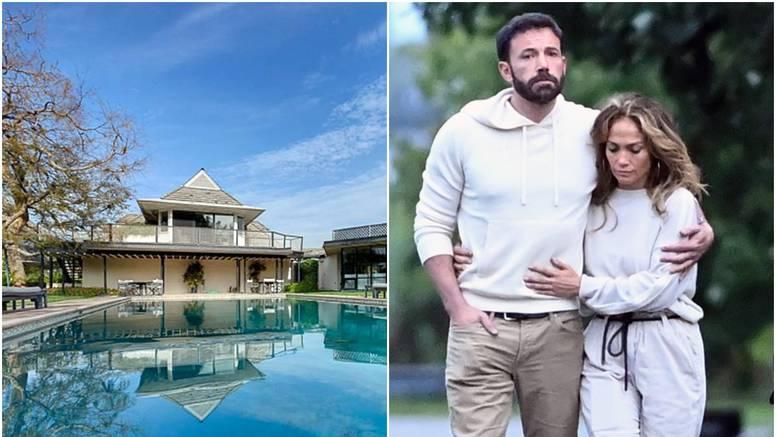 Ben i J.Lo žele za prvi dom vilu od vrtoglavih 543 milijuna kuna