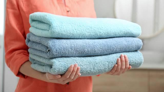 Kako slažete ručnike? Ima više načina, no samo jedan najbolji