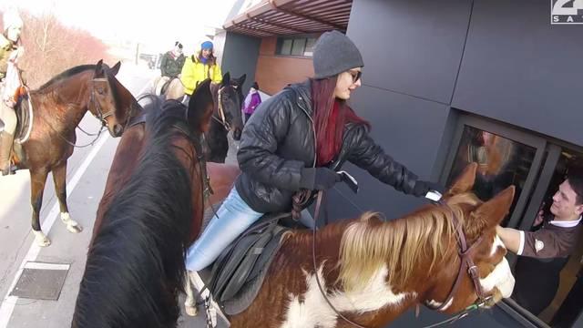 mcdrive s konjima